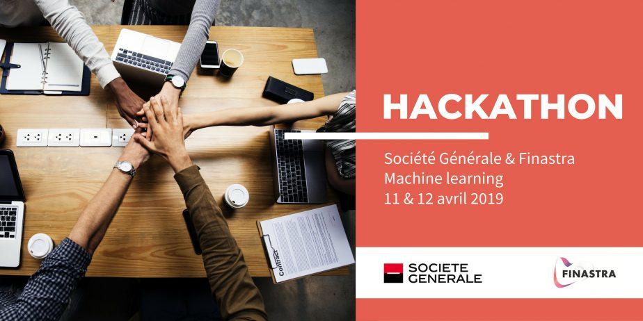 Hackathon Finastra et Société Générale Machine Learning : L'heure est à la création