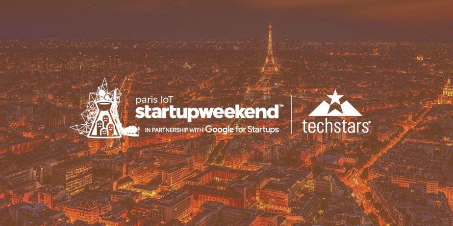 Startupweekend Paris IoT Edition 2019 - 7,8,9 Juin 2019