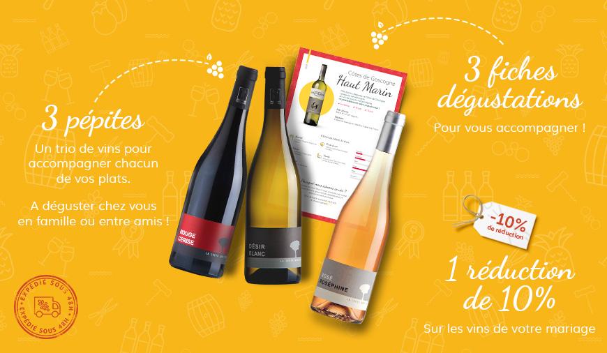 Amatrices et amateurs de vin, connaissez-vous Cuvée Privée, Wine Truck, Winedding et My Little Cognac ?