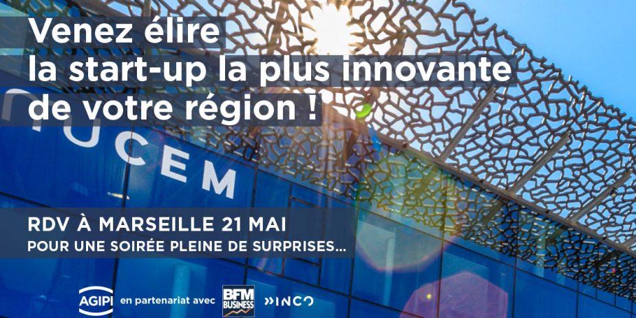 Prix AGIPI pour un monde durable : venez élire votre startup préférée à Marseille