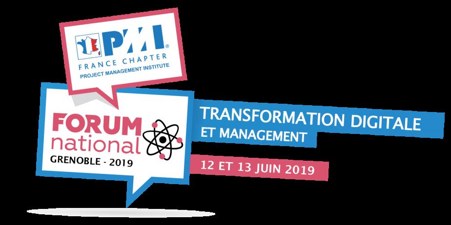 Forum national du PMI France 2019 - Transformation digitale et management