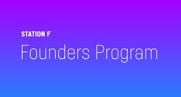 Founders Program – STATION F