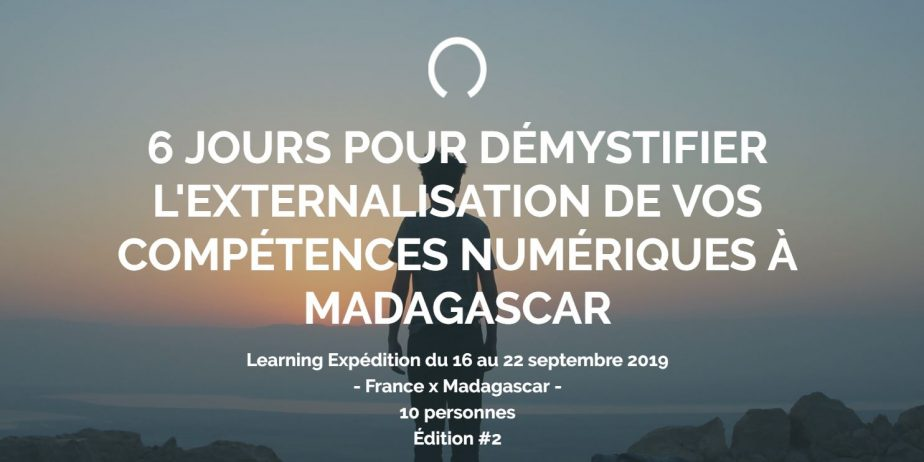 Learning Expedition à Madagascar