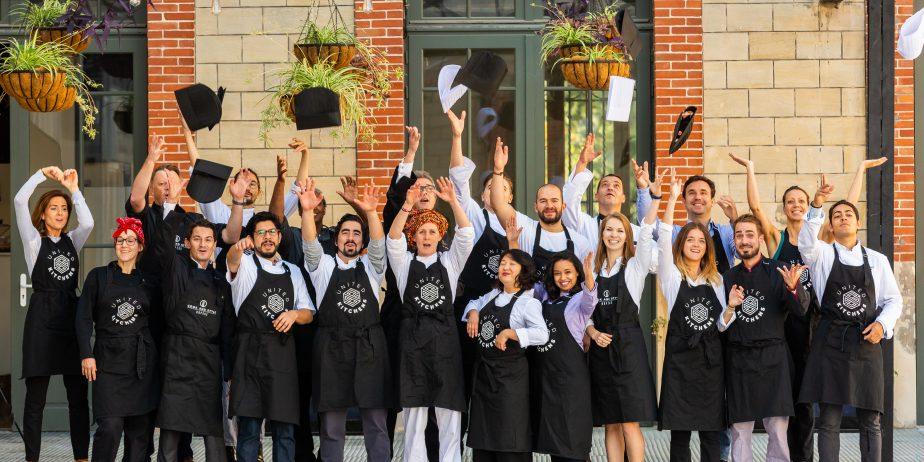 United Kitchens donne l'occasion aux meilleurs projets Food de France de gagner 3 mois de tests dans ses cuisines partagées !