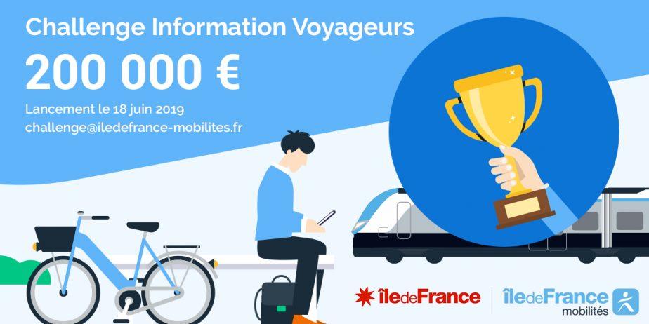 Challenge Information Voyageurs, proposez vos solutions !