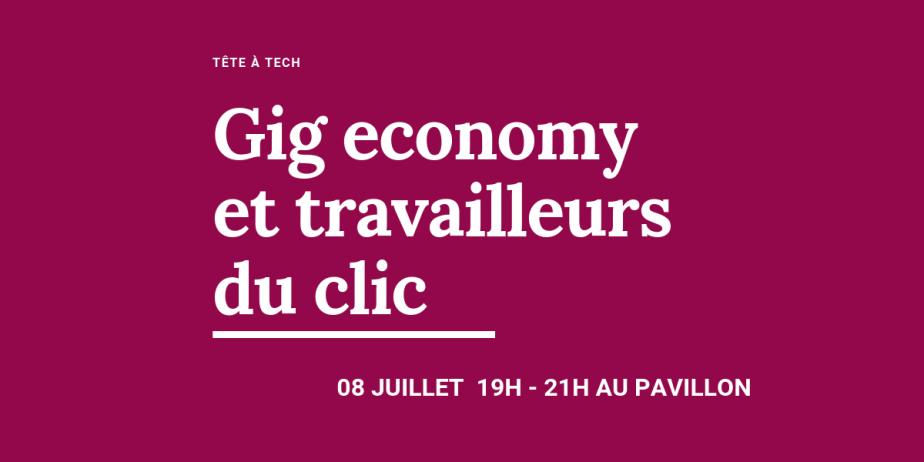 Gig Economy et travailleurs du clic : qui sont-ils vraiment?