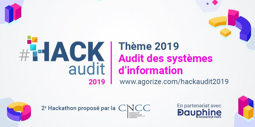 Proposez une solution innovante d'audit des systèmes d'information !