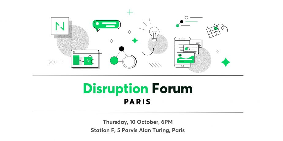 Disruption Forum Paris