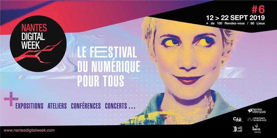 Nantes Digital Week - Le festival du numérique pour tous
