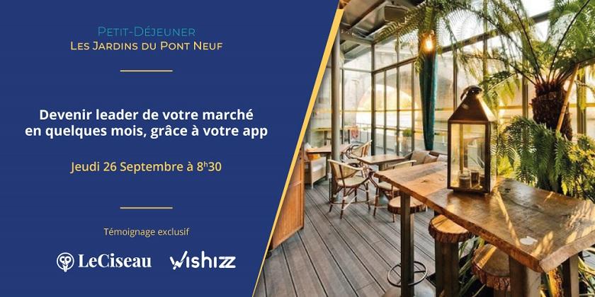 Témoignage Wishizz et LeCiseau : recette d'un succès Mobile First