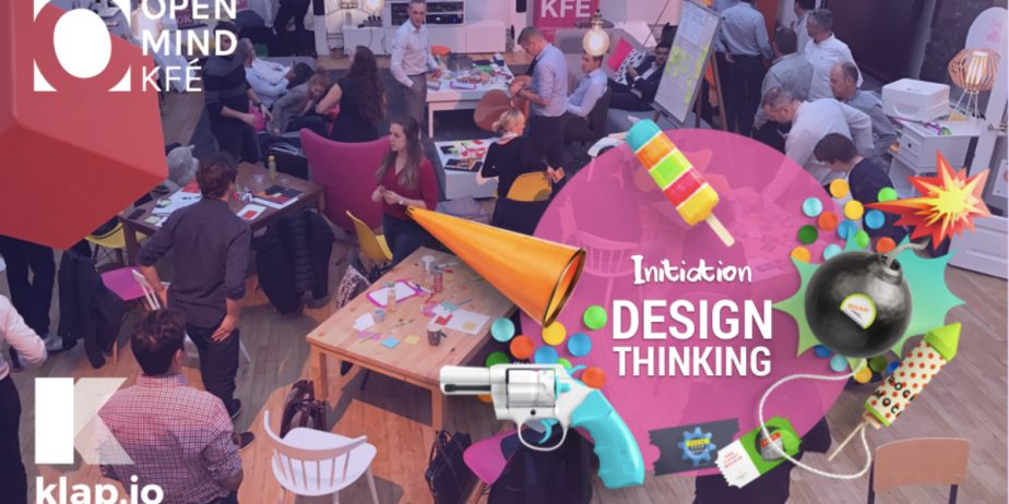 🚀 Afterwork Design_Thinking autour du travail collaboratif 🚀 KLAP & OPENMINKFE