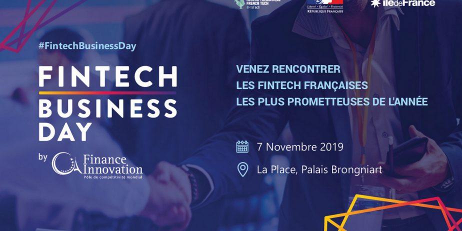 #FintechBusinessDay [Speed-meetings] : Rencontrez vos partenaires financiers de demain !