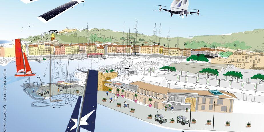 Les 1ères rencontres internationales de la mobilité durable du 20 au 24 septembre à Saint-Tropez
