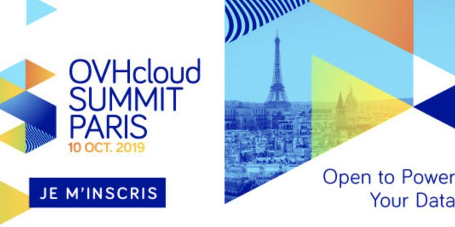 L'événement IT du leader européen du cloud