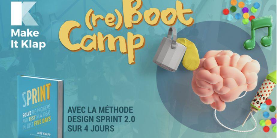 🦄🦄 (re)BootCamp _ Design Thinking 💥 Make it KLAP 💥