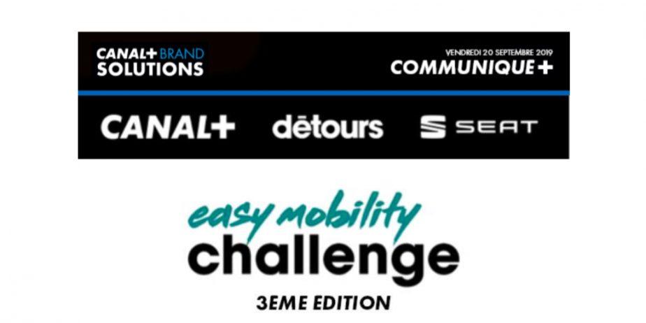 EASY MOBILITY CHALLENGE - 3ème édition