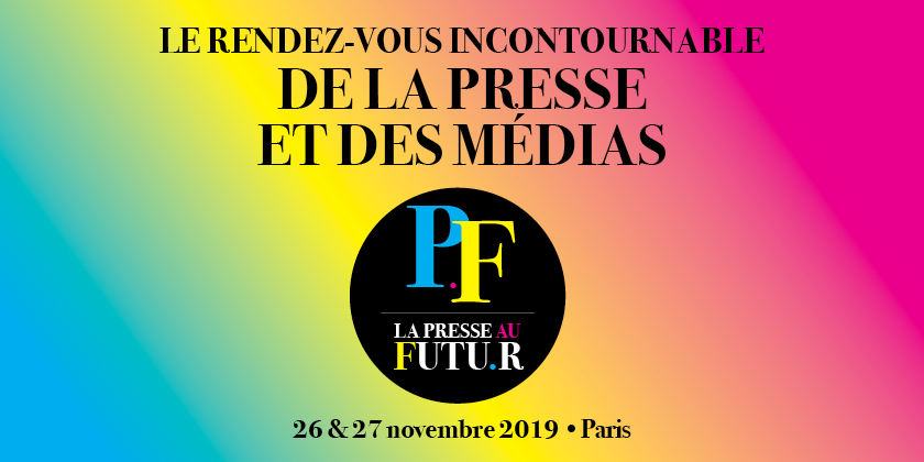 Salon La Presse au Futur 2019