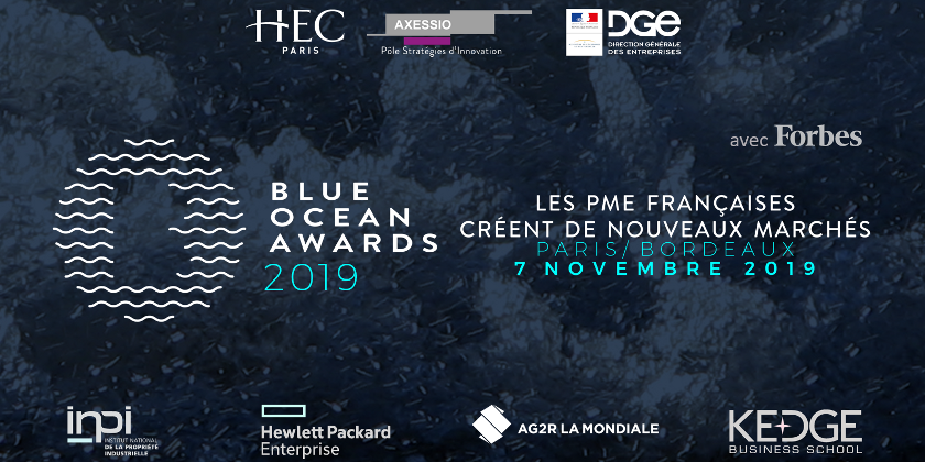 6èmes Blue Ocean Awards - édition nationale