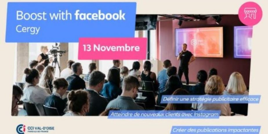 Venez booster vos compétences avec Facebook