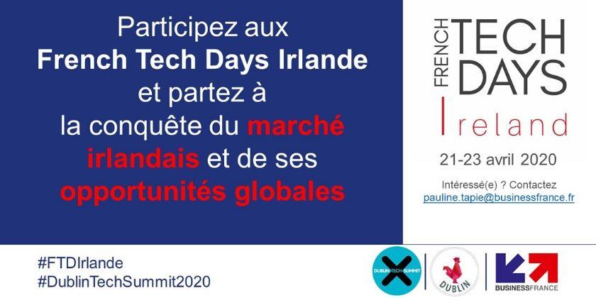 French Tech Days Irlande