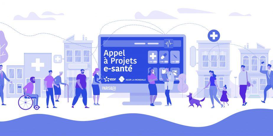 EDF et AG2R LA MONDIALE lancent un appel à projets commun sur le thème de la e-santé