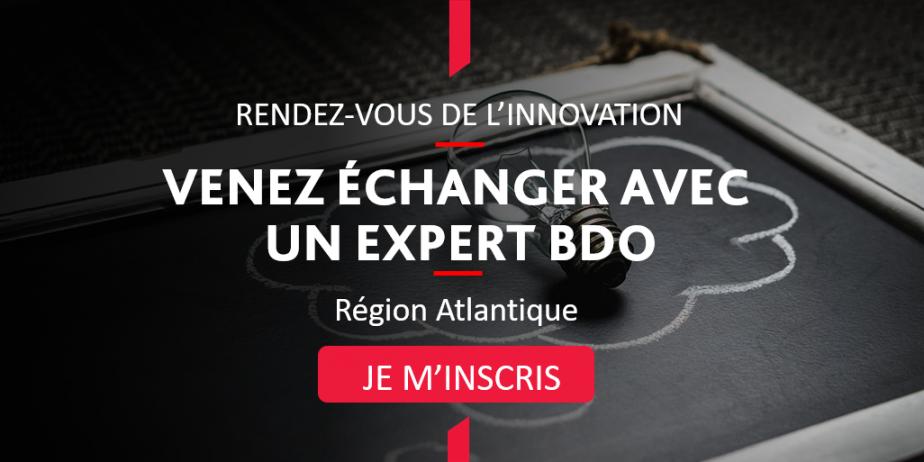 Rendez-vous de l'innovation | Saint-Gilles-Croix-de-Vie