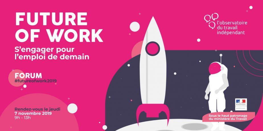 #Futureofwork2019 : s'engager pour l'emploi de demain