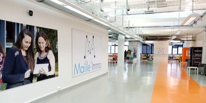 Maille'Immo : Sergic x Nacarat x Dalkia s'unissent pour inventer l'immobilier de demain