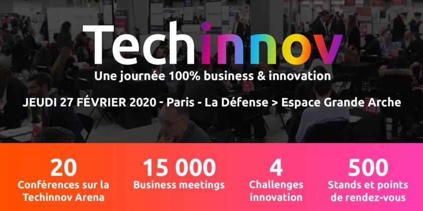Appel à candidature pour les Challenges Techinnov 2020
