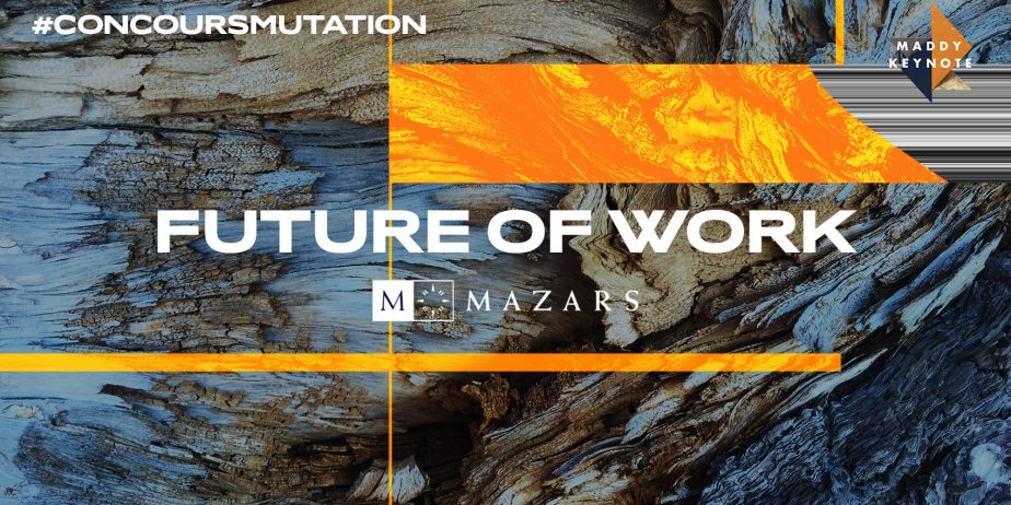 Concours Mutations - FUTURE OF WORK by Mazars