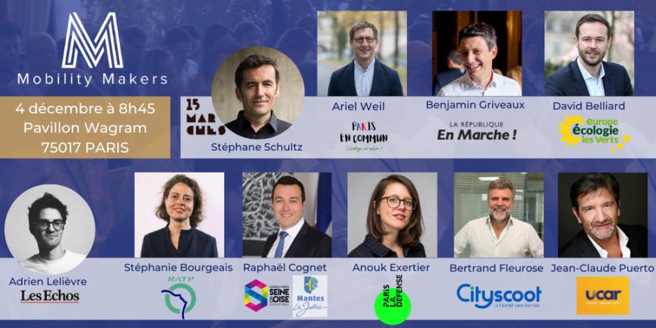 Mobility Morning - 2020: Élections et nouveaux enjeux de la mobilité