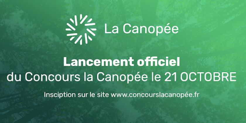 La Canopée - Concours national d'innovation de la filière forêt-bois, candidature possible jusqu'au 20 décembre