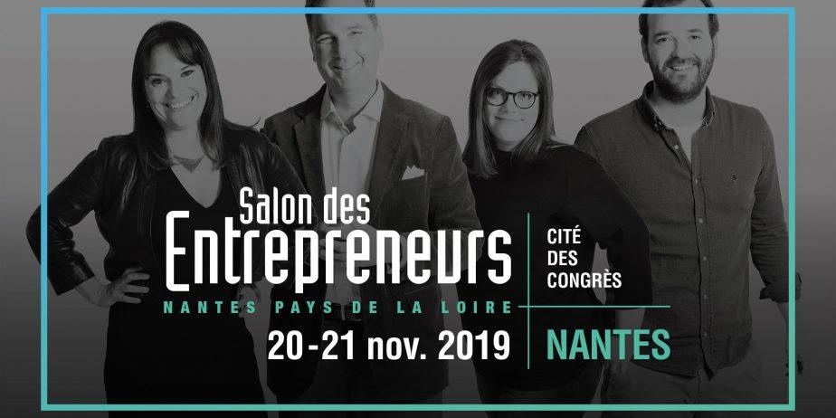 Salon des Entrepreneurs Nantes Pays de La Loire