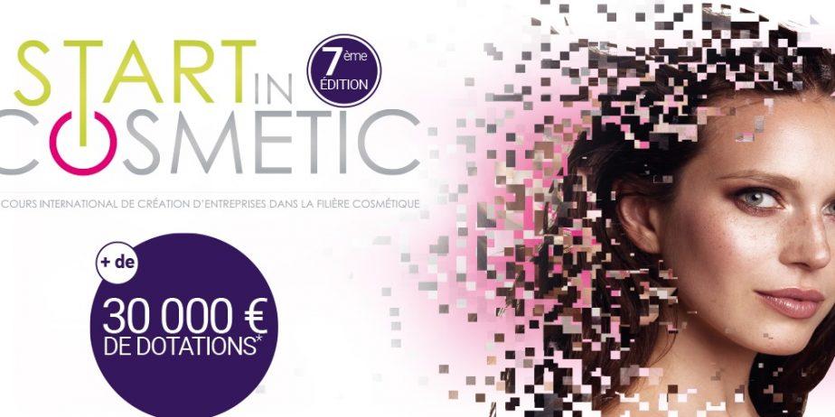 The Place by CCI 28 lance la 7ème édition du concours Start In Cosmetic !