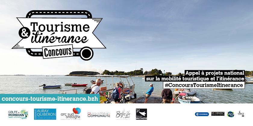 Concours national Tourisme Mobilité et Itinérance