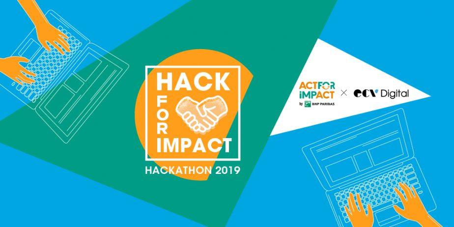 Hackathon ECV Digital Paris x Act For Impact de BNP Paribas