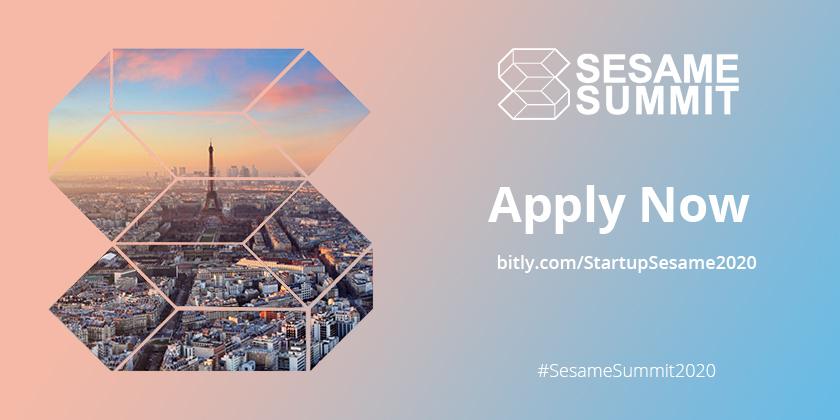 Startup Sesame 2020