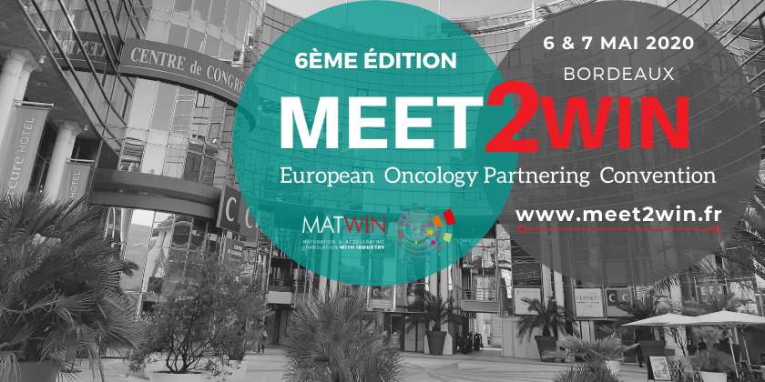 Meet2Win Convention Partnering Européenne en Oncologie