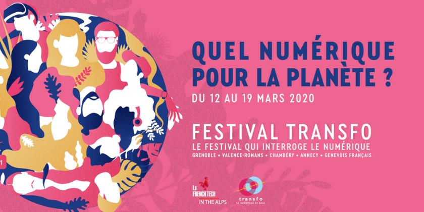 Transfo, le festival numérique et sociétal