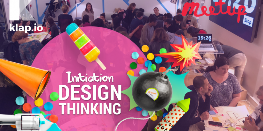 🚀 Exploration (en 3h) de la démarche design thinking 🚀 Lyon