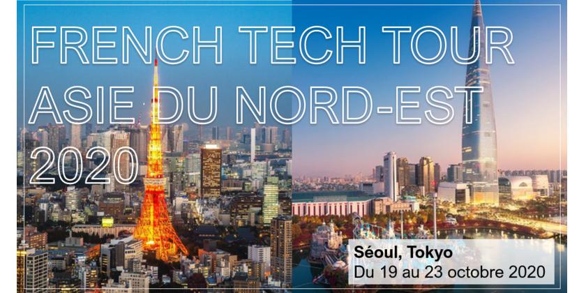 French Tech Tour Asie du Nord-Est 2020