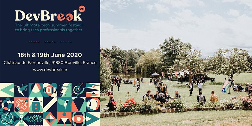 DevBreak'20 - The Ultimate tech summer festival