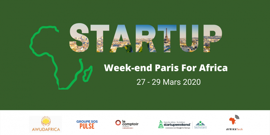 Startup Weekend Paris for Africa