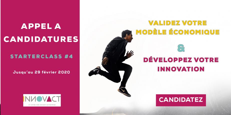 Appel à projets innovants INNOVACT à Reims