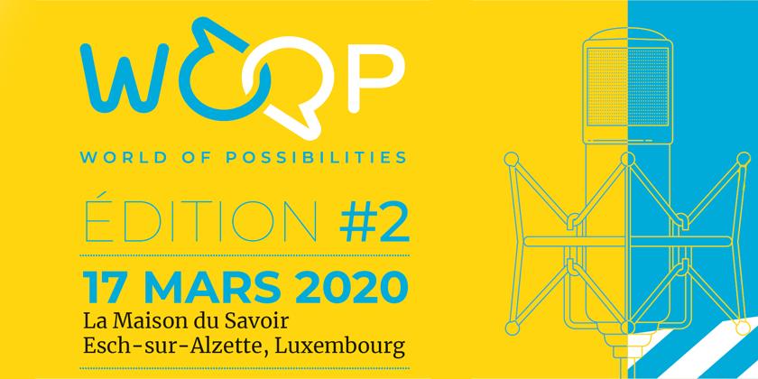 Conférence WOOP 2020 - Changer & Agir