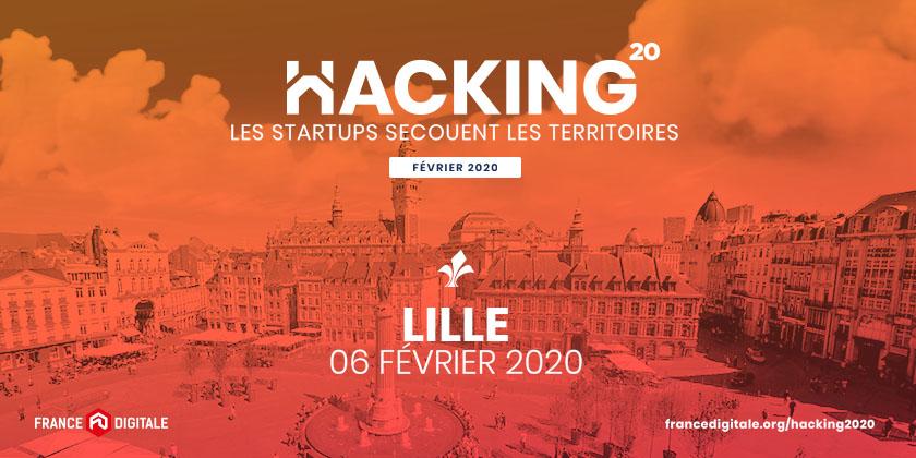 Hacking 2020 des municipales - Lille