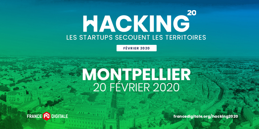 Hacking 2020 des municipales - Montpellier