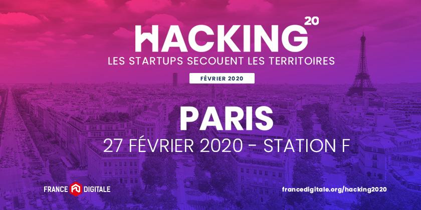 Hacking 2020 des municipales - Paris
