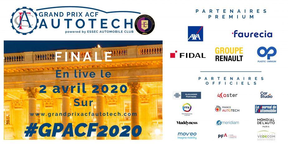 Grand Prix ACF AutoTech 2020