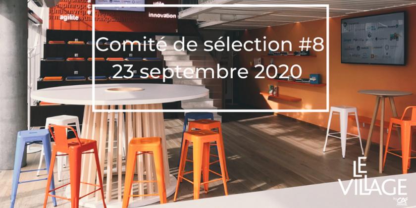 Appel à candidatures - Comité de sélection Village by CA Ille-et-Vilaine
